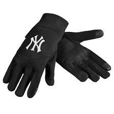 New York Yankees Neoprene Gloves Sports Logo Winter NEW Texting Tips - High End