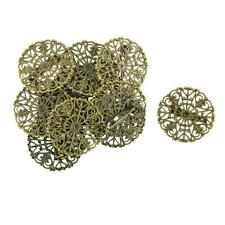 10pcs Blank Brooch Settings Cabochons Base Tray For Cabochon Cameo Findings