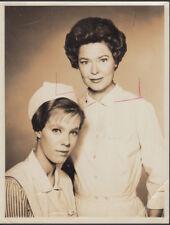 The Nurses 1965 7x9 black & white tv still photo #nn