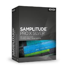 MAGIX Samplitude Pro X Silver