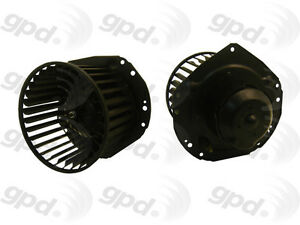 New Blower Motor With Wheel Global Parts Distributors 2311350