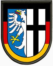 Wappen von Meschede Aufnäher, Pin, Aufbügler