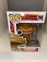 Funko Pop! Kanegon 768 Ultraman + Pop Protector