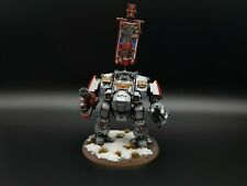 Warhammer 40k Grey Knights Redemptor Dreadnought Painted  R1S1B2