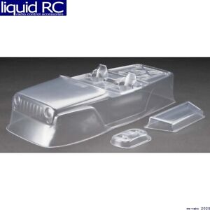 Axial Racing AX04038 Jeep Wrangler Rock Racer Body - .040 (Clear) - Body Only