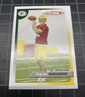 AARON RODGERS ROOKIE CARD 2005 Topps #483 (Grade Ready PSA 9/10?) MINT+