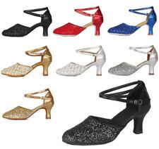 Brand New Ballroom heeled Latin Dance Shoes Modern for Women/Girls/Tango&Salsa