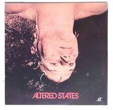 BLAIR BROWN / BOB BALABAN: Altered States LASERDISC WARNER VIDEO US 1991