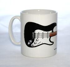 Guitar Mug. Eric Clapton's Fender Stratocaster 'Blackie'