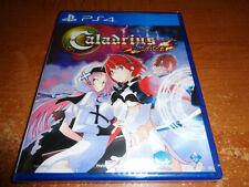 NEW Caladrius Blaze Playstation 4 PS4 Game