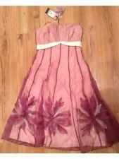 BNWT 🎀 Coast 🎀 Size 8 Gable Organza Dress (36 EU) Wedding Bridesmaids  New 🌹