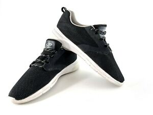 Champion Mesh Cushion Fit Sport Athletic Gym Black Sneaker Shoe Mens Sz 9 Run
