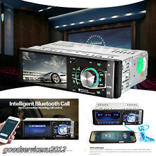 "New listing Autos Dc12V 4.1"" 4012B Hd In-Dash Bluetooth Mp5 Mp3 Player Stereo Radio Aux Usb"