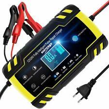 Cargador de batería de coche automático de 12V-24V 8A  DIGITAL -ENVIO 48H-