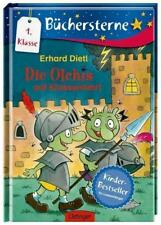 Die Olchis auf Klassenfahrt / Die Olchis, Büchersterne Klasse1, Erstleser