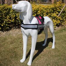 Reflective Dog Harness Padded Vest extra Big large medium small heavy duty husky