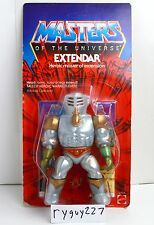 MOTU, Extendar, Masters of the Universe, MOC, carded, He-Man, figure, sealed