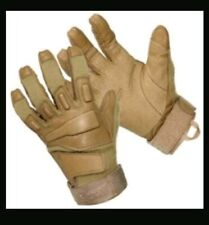 BLACKHAWK S.O.L.A.G. GLOVES NOMEX FLASH FLAME PROTECTION 8114XXCT COYOTE TAN