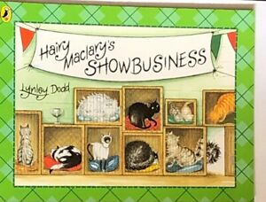 Hairy Maclary Showbusiness by Lynley Dodd - Paperback - Free Postage
