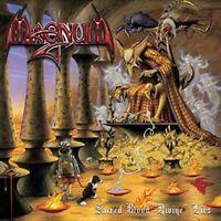 MAGNUM - SACRED BLOOD,DIVINE LIES  CD + DVD NEU