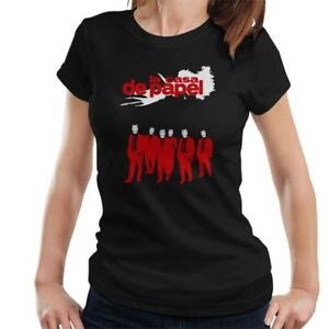 La Casa De Papel Reservoir Dogs Women's T-Shirt