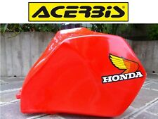 HONDA XL500R/1982 - XL400R/1982  SERBATOIO  FUEL TANK  ORMENI MOTO - 24Litri