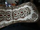 Vintage Floral Tapestry Made In Belgium By Group Muylle
