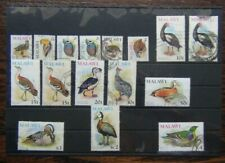 Malawi 1975 Birds set to K4 Used