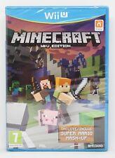 Nintendo Wii u juego - Minecraft Al/ing en el embalaje usado