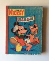 Album Mickey n°8. Le journal de Mickey. Walt Disney