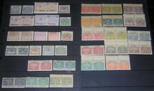 Argentina Santa Fe Province Revenues mint Collection 58 diff stamps