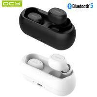 QCY T1C TWS Mini True Bluetooth 5.0 Twins Stereo Earphone Headset Earbuds M5Y1