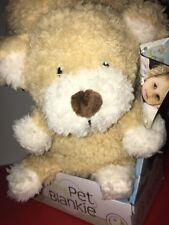 My Pet Blankie Soft 3-in-1-Blanket, Pillow, Plush Bear Blanket Baby Blanket