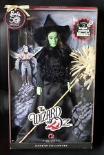 Barbie mattel n6561 Wicked Witch of the West Wizard of Oz Pink Label