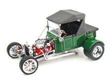Ford Model T 1925 W/ Hardtop Green 1:18 Model LUCKY DIE CAST