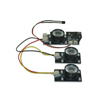 3LED 42MIL Array Infrared IR LED Lamp CCTV Paromatic Camera Night Vision FY-B3