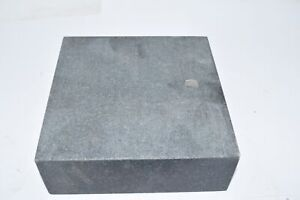 NEW PRECISION GRANITE BASE INSPECTION STAND 2'' X 6'' X 6'', Indicator