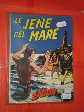 ZAGOR- NO ZENITH- N°24 f-originale DA LIRE 200 -1972 **NOME ROSSO-GALLIENO FERRI