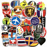 Lot 40 Random Vinyl Laptop Skateboard Stickers bomb Luggage Decals Dope Sticker