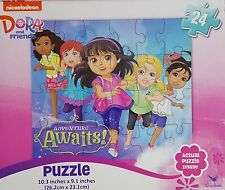 Nickelodeon Dora and Friends 24 Piece Jigsaw Puzzle