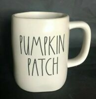 "New RAE DUNN LL ""PUMPKIN PATCH"" Mug By Magenta Fall Halloween Thanksgiving"