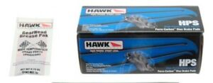 Hawk HPS Brake Pads Rear Ford Mustang GT Bullitt V6 V8 5.0 4.6 3.7 4.0