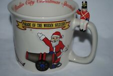 Radio City Christmas Spectacular large ceramic mug, Parde of the Wooden Soldiers