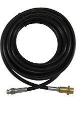 Pressure Washer Brass Karcher K2 K3 K4 Compatible  Drain Sewer Cleaning Hose 10M