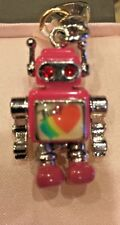 NWT 2010 JUICY COUTURE ROBOT CHARM YJRU4249