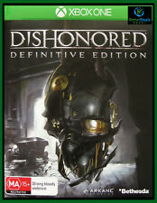 Dishonored Definitive Edition - Xbox One Game XB1 *Brand New/Sealed & AU Stock*