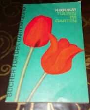 DDR  +  Tulpen im Garten