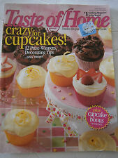 May 2007 Taste of Home Recipe Back Issue Magazine Cupcake Stew Mac and Cheese