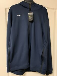 NEW W TAGS - Men's Nike Therma Flex Basketball Hooded Jacket - XL - MSRP $130