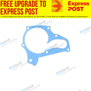 1989-1991 For Holden Apollo JK 3S-FE Toyota Engine Water Pump Gasket